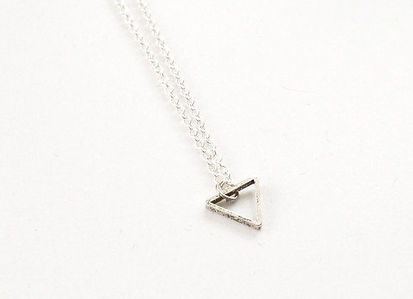 A-Cute Triangle Necklace