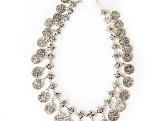 Aria Coin Necklace
