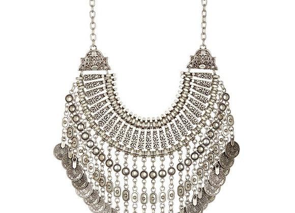 Theodora Coin Necklace