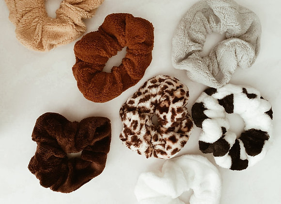 Loungewear & Shower Scrunchie