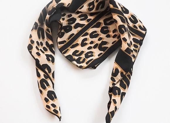 Nala Leopard Scarf