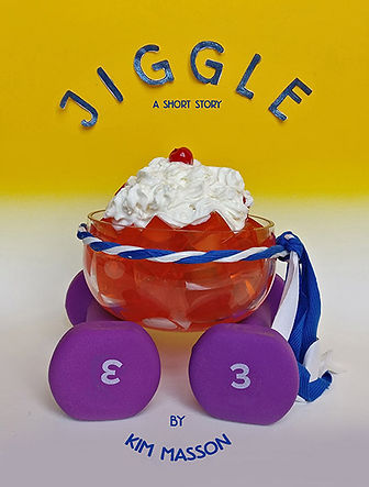 Jiggle: Ashort story Book Cover