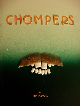 Chompers Book Cover