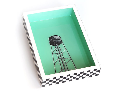 Greenpoint Watertower Tray