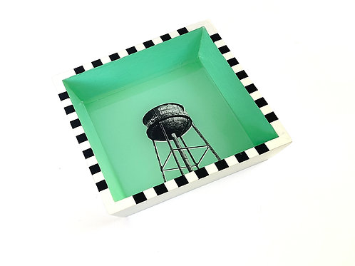 Greenpoint Watertower Ring Tray
