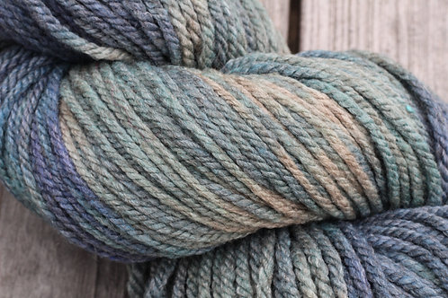 """Great Lakes"" Merino w/ 15% Bamboo"