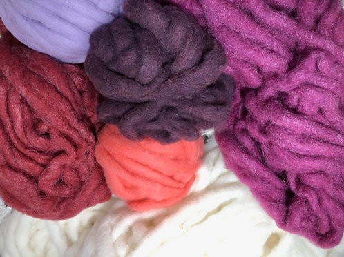 Roving, Cormo w/ 10% Silk, Various Colors (see descrp)
