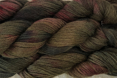 """Sleeping Dragon"" Icelandic w/ 20-30% Merino"
