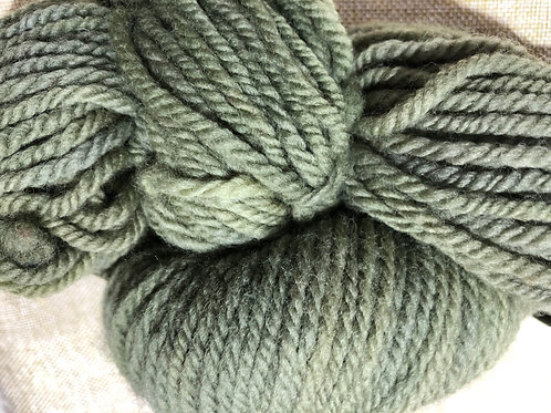 """Avocado"" 100% Tunis, Worsted Wt."
