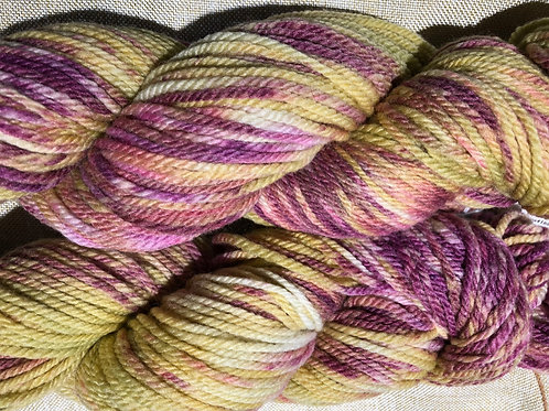 """Grapevine"" 100% Tunis, Worsted Wt."