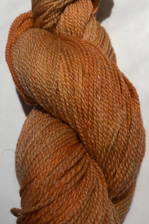 Autumn, tonal Cormo-Merino w/30% Ramie, Fingering Weight