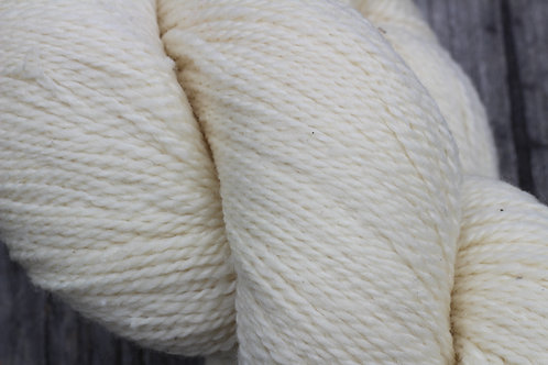Fingering White Merino
