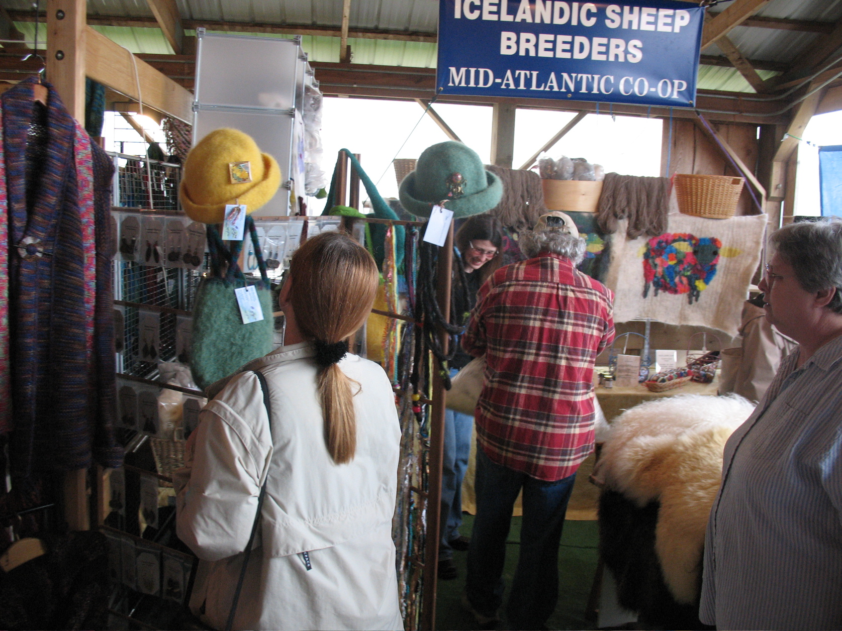 MDSW - Tamarack Farm Sheep & Wool