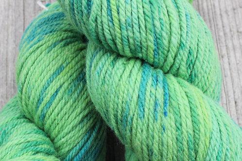 """Parakeet"" Merino w/ 10% Silk"