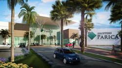 2012_ShoppingParica_FachadaShoppingParica