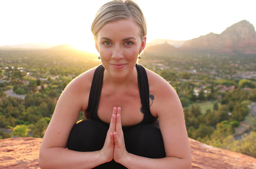 Sedona Yoga Teacher Amber Martinez