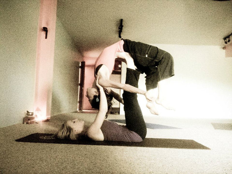 Sedona Acro Yoga Studio