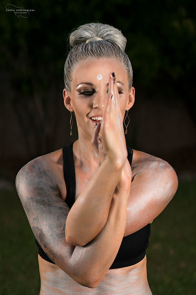 Yoga Teacher Amber Martinez