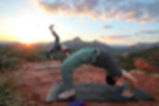 Sedona Yoga and Hiking
