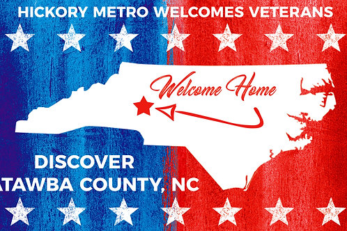 Welcome Home, Hickory Metro Weekends