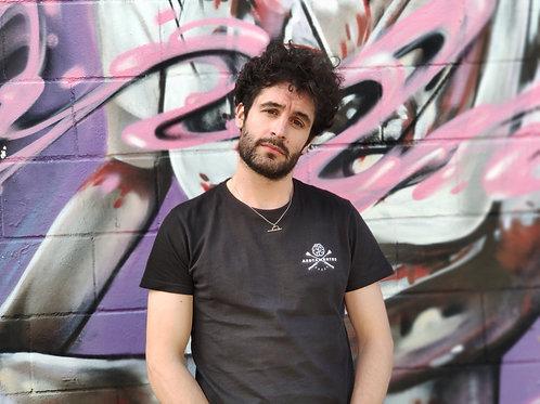 Camiseta unisex NEGRA