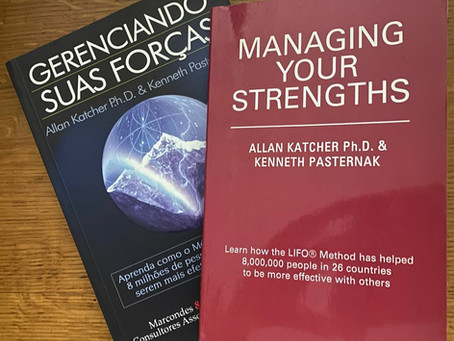 Managing Your Strengths -20 years later