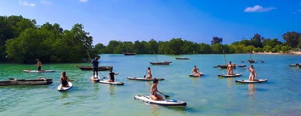 Daily Paddle Out Sessions