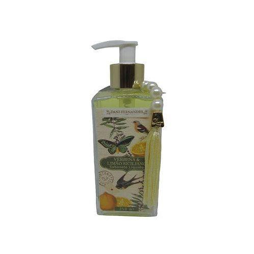 Sabonete Liquido Verbena Com Limão Siciliano