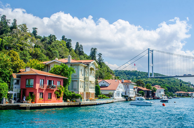 Romantic Escapades: Istanbul