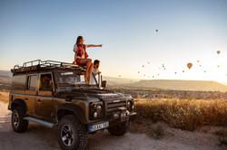 Jeep Safari Ariana Lodge