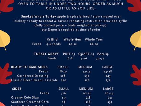 Turkey Time!!!