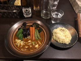 Furano curry