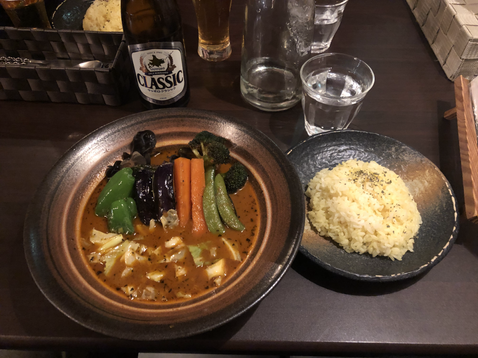 Furano curry