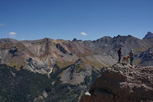 saddle of Precipice