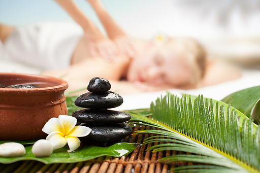 Woman's Back Photo Massage Gift Certific