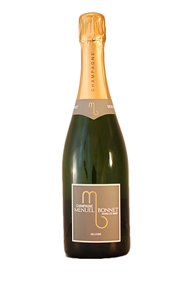 Champagne Menuel Bonnet Grand Cru Millesime 2012