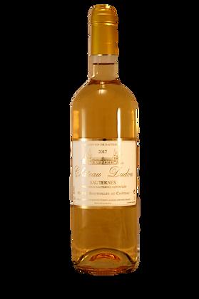 Chateau Dudon - Sauternes 2015