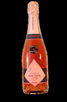 Bauser - Champagne Cuvée Rosé