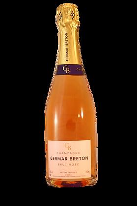Germar Breton Champagne Rosé