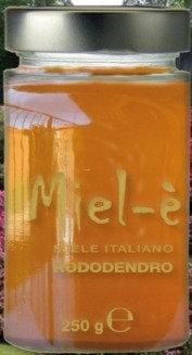Miele di Rododendro - Miel-è,  250gr