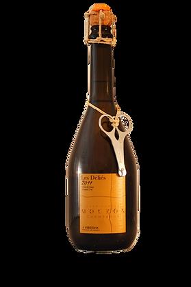 Mouzon - Lés Déliés 2011 Champagne Blanc de Blancs GC