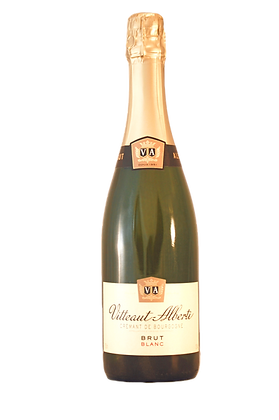Vitteau Alberti - Cremant de Bourgogne Blanc Brut