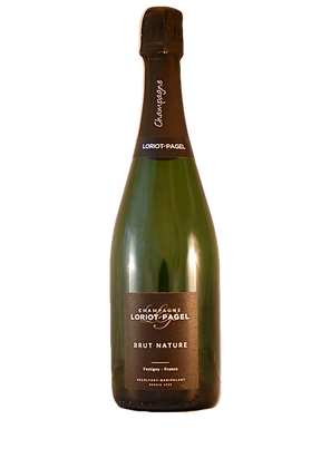 Loriot Pagel - Champagne Brut Nature