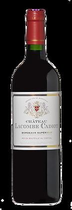 Chateau Lacombe Cadiot 2010 Rouge Bordeaux Superieur
