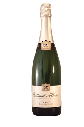 Vitteau Alberti - Cremant de Bourgogne Blanc de Noirs Brut