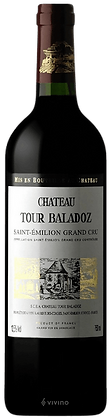Château Tour Baladoz Saint-Émilion Grand Cru 2011