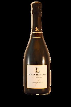 Champagne Lacroix-Triaulaire - L'Interprète