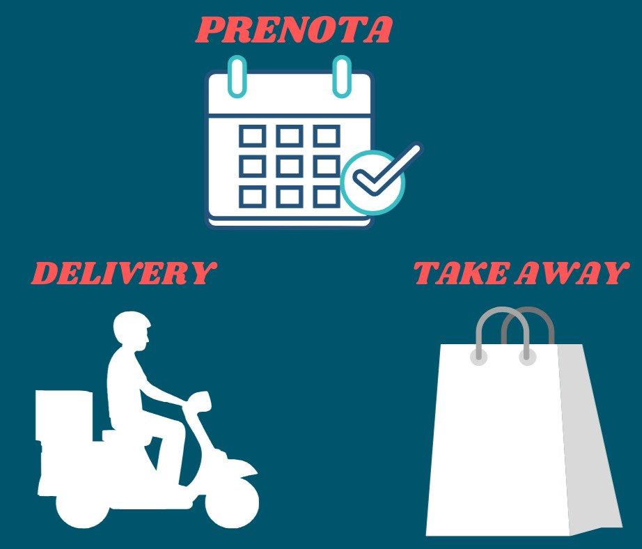 Prenota delivery o take away