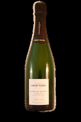 Loriot Pagel -Champagne Blanc de Blancs Grand Cru 2014