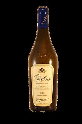 """Jacques Tissot Arbois Chardonnay """"Les Corveès sous Curon"""" 2015"""